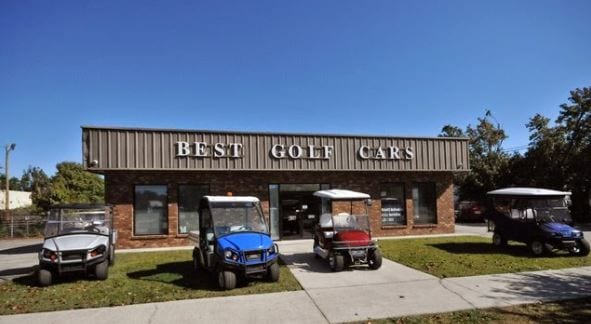 Best Golf Cars Is Newest Addition to Indoor Billboard Network