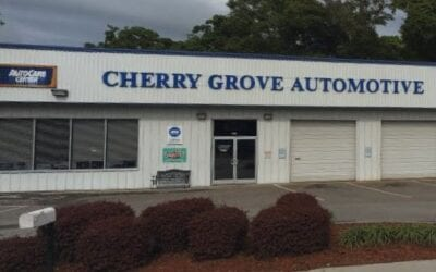 Cherry Grove Automotive Joins Indoor Billboard Network