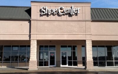 Shoe Center Joins Indoor Billboard Network