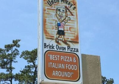 Uncle Mikey's Pizza